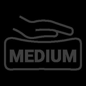 tvrdost-medium