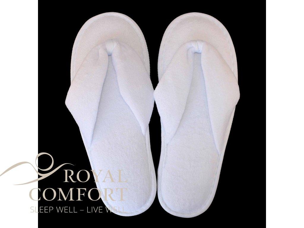 Pantofle Flip-Flop Open-Toe Style King of Cotton®
