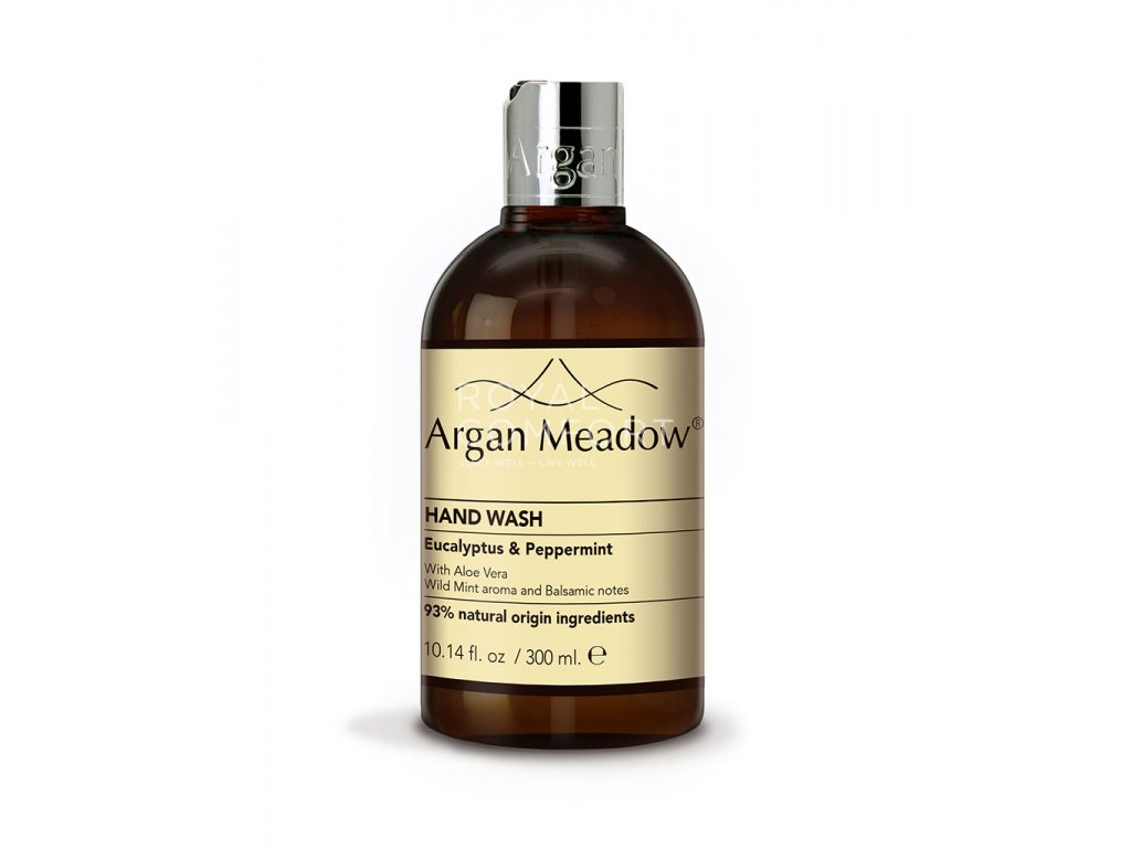 EUCALYPTUS PEPPERMINT ARGAN MEADOW 0000 HAND WASH EP 300 ML DISC TOP