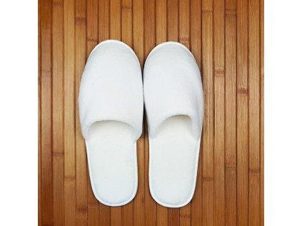 Pantofle Cotton Towelling King of Cotton®