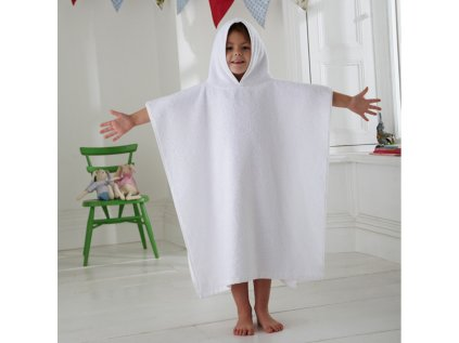 1 detsky zupan children s terry towelling poncho 400gsm king of cotton