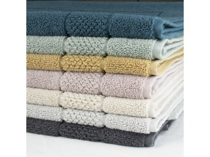 Boutique bathmat colours