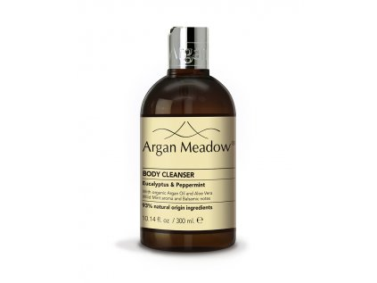 EUCALYPTUS PEPPERMINT ARGAN MEADOW 0002 GEL 300 ML. ep NUEVO DISEÑO 1