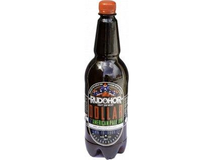Rudohor Dollar 12° American Pale Ale 1,0 litr PET