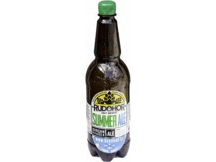 Rudohor Summer Ale 10° 1,0 litr PET