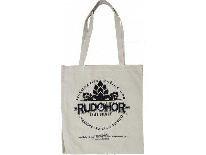 Textilní taška odnosná s potiskem