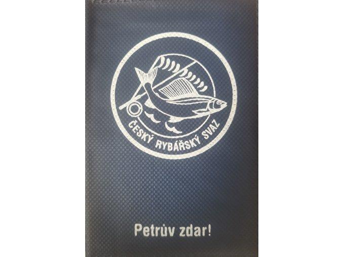 Obal na rybářské doklady