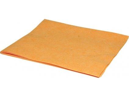 Hadr na podlahu Viskóza (Petr) oranžový, 60x70cm