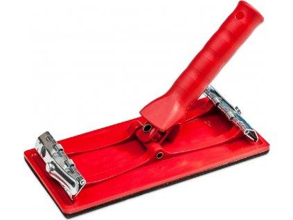 Hladítko na násadu pro brusnou mřížku 21x10,5cm, mřížka 280x93mm