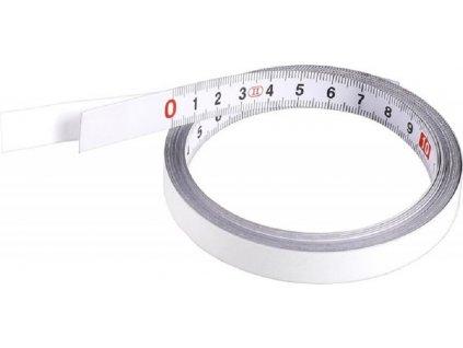 Páska měřicí samolepicí 2m x 12,5mm
