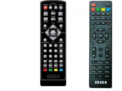 Dálkový ovládač ALMA 2860 / TESLA TE-400/320