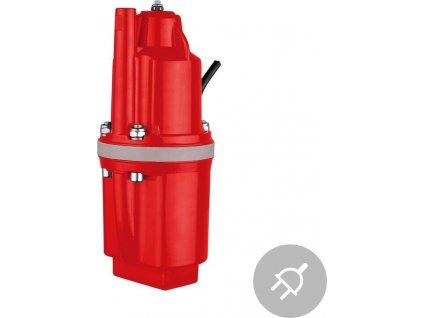 Elektrické čerpadlo do čisté vody MVM50, vibrační, 300W