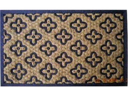 Rohožka č.06 Flovers 45x75 cm