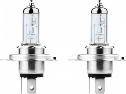 Žárovka Excelite H4 CHROME PW +100% 60/55W 2ks