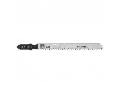 List do přimočaré pily T101B 100 mm, 10z, dřevo, bal. 5 ks