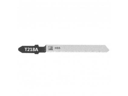 List do přímočaré pily T218A 77 mm, 21z, kov, bal. 5 ks