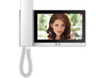 "VTH5221EW-H - 7"" SIP monitor se sluchátkem"
