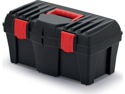 Plastový kufr na nářadí CALIBER 460x257x227 mm