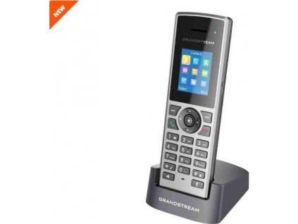 """Grandstream DECT ručka DP722, 1,8"""" TFT bar. displej, 3.5mm jack, Micro-USB, 3cest. audiokonf."""