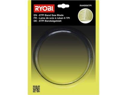 Pilový pás Ryobi RAKBS6TPI 6 TPI - do pásové pily