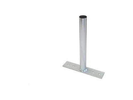 Držák antenní přímý 35 mm / 30 cm - pásovina