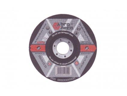 Kotouč řezný na ocel 115x2,5, Ř/R