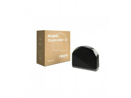 FIBARO Ovládání LED pásů - FIBARO RGBW Controller 2 ZW5