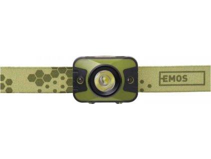 Čelovka EMOS P3539, CREE LED, 330 lm, 3× AAA