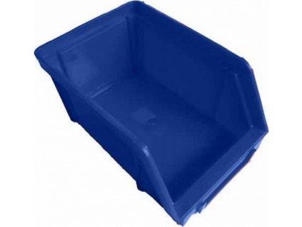 EKOBOX  15x10cm  modrý (plastový)