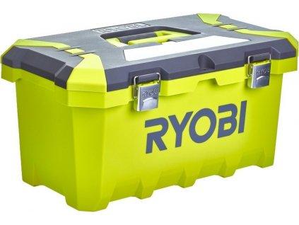 """Plastový kufr na nářadí Ryobi 33l, 19"""""""