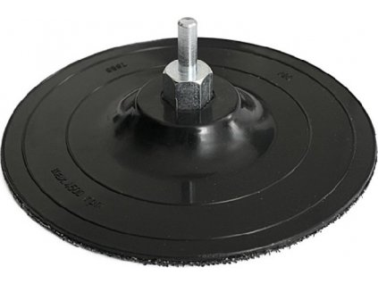 Gumový talíř se stopkou 125mm