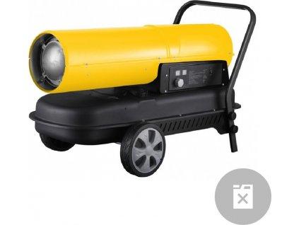 Naftové topidlo BGO1601-50, max.50kW