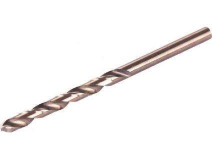 Vrtáky do kovu HSS 4,5mm/10ks Co 5%