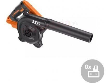 Akumulátorový ventilátor BGE18C2-0, 18V