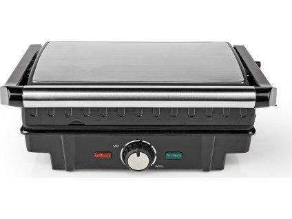 Kontaktujte Grill | 1600 W | 25.6 x 17.8 cm | Automatickou regulací teploty | Kov