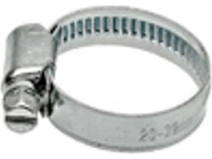 HADICOVÁ SPONA 90-110 mm W1 (zink)