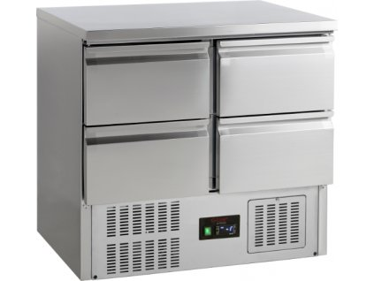 Tefcold GS91/4 Drawers