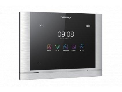 """CDV-70MF bílý - verze 230Vac - videotelefon 7"""", CVBS, PIP, dotyk., paměť"""