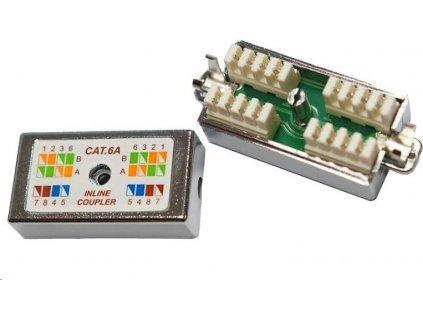 Spojovací zářezový box CAT 6A FTP