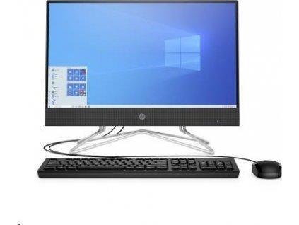 "HP 200 G4 - Vše v jednom - Pentium Silver J5040 / 2 GHz - RAM 4 GB - HDD 1 TB - DVD-zapisovačka - UHD Graphics 605 - GigE - WLAN: 802.11a/b/g/n/ac, Bluetooth 4.2 - Win 10 Pro 64-bit - monitor: LED 21.5"" 1920 x 1080 (Full HD) - klávesnice: česká"