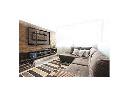 """Neomounts by Newstar LFD-W1000 - Držák - pro Displej LCD (fixní) - černá - velikost obrazovky: 60""""-100"""" - montáž na stěnu"""