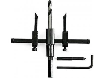 Vyřezávač děr HT03-k-02   30-120 mm, na