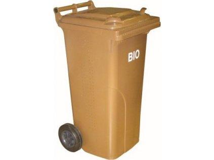 nádoba na BIO odpad 120l PH HN s roštem