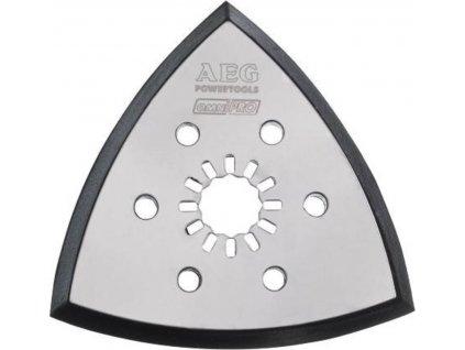 Brusná deska AEG 93x93mm