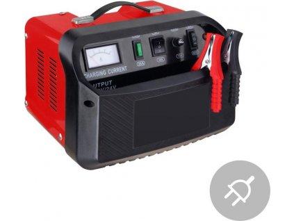Elektrická nabíječka autobaterií CBR-20, 12/24V, 14A