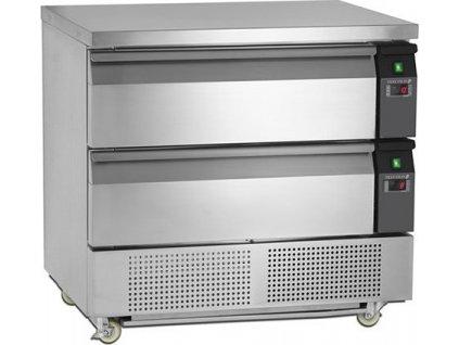 Tefcold UD2-2 - chladicí/mrazicí stůl