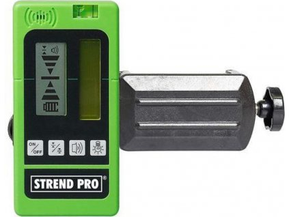 Detektor GREEN, zelený, dálkový přijímač, pro lasery Green Line