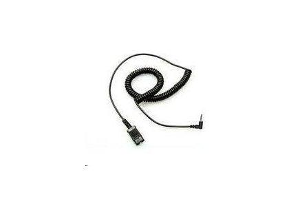 PLANTRONICS kabel pro připojení náhl. souprav k telefonům s vstupem 2,5 mm jack (Cable assy 2,5mm)
