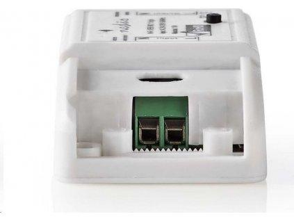SmartLife Spínač   Wi-Fi   2400 W   Svorkovnice   Aplikace ke stažení pro: Android™ & iOS   90 x 40 x 25 mm