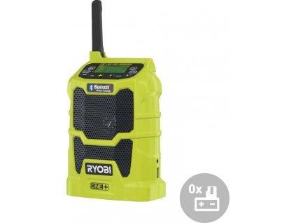 Aku rádio s bluetooth Ryobi R18R-0, 18V